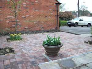 Paving Experts in Wiltshire